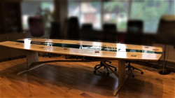 Boardroom Table in Ash