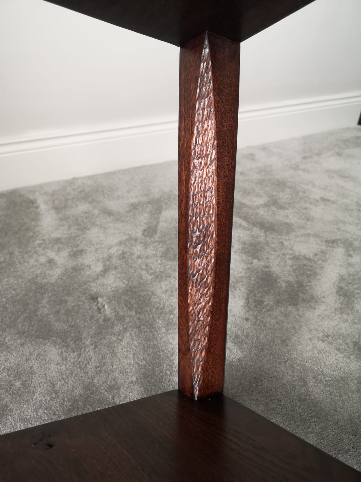 Textured Leg