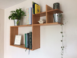 Red Oak Shelf