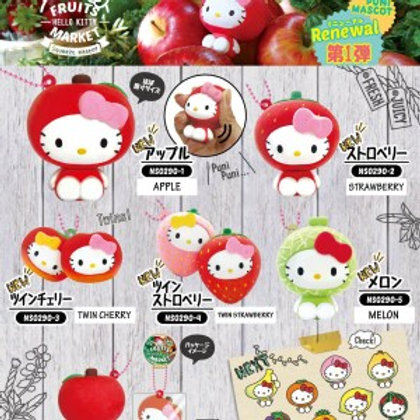 Hello Kitty Twin Strawberry