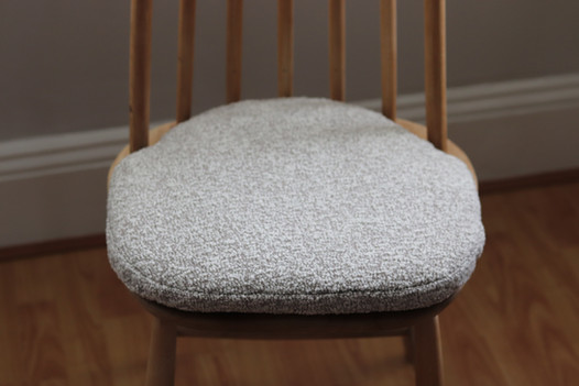 Ercol dining pad in wool