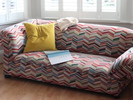 Case Studies: Drop-arm sofa