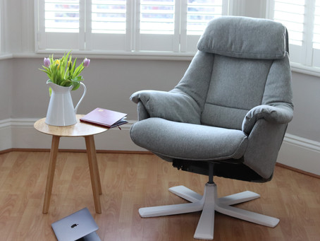 Case Studies: Rare Gotë Mobler Swivel Chair