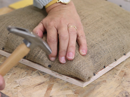 An Introduction to Traditional Upholstery