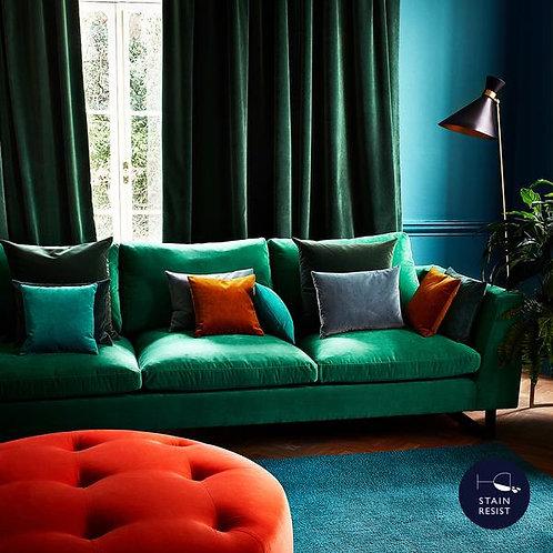 Omega Velvet by Linwood Fabrics