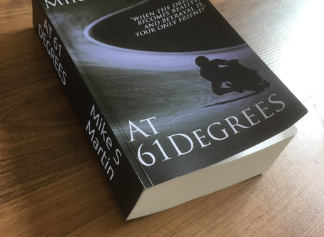 """AT 61 DEGREES"" NOW PAPERBACK!"