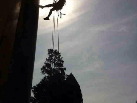 The Rope Access world has its fair share of shady characters.