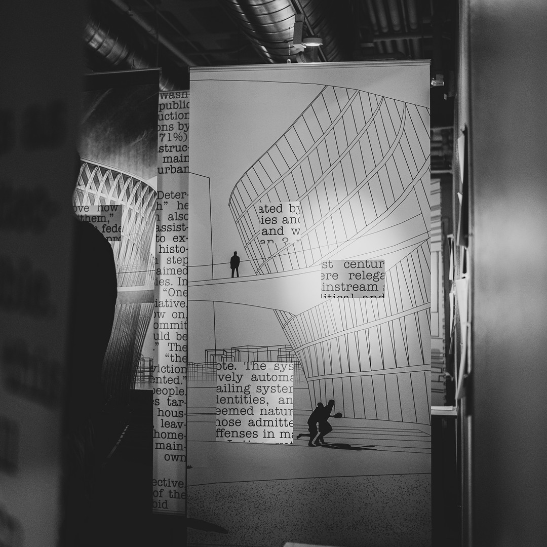 Frames Opening Night