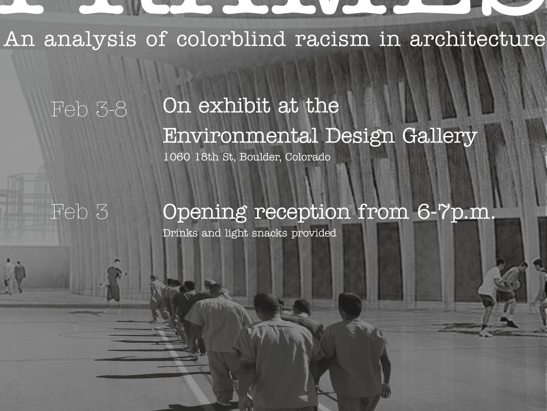 exhibit flyer