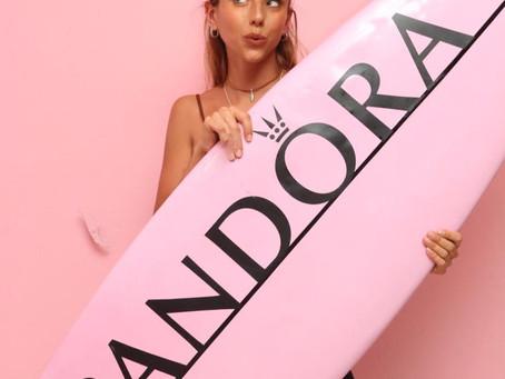 PANDORA inauguró su Pop-Up store en Punta del Este