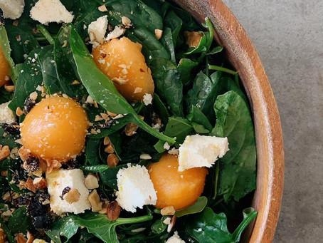 3 formas de usar el MELÓN en tus comidas