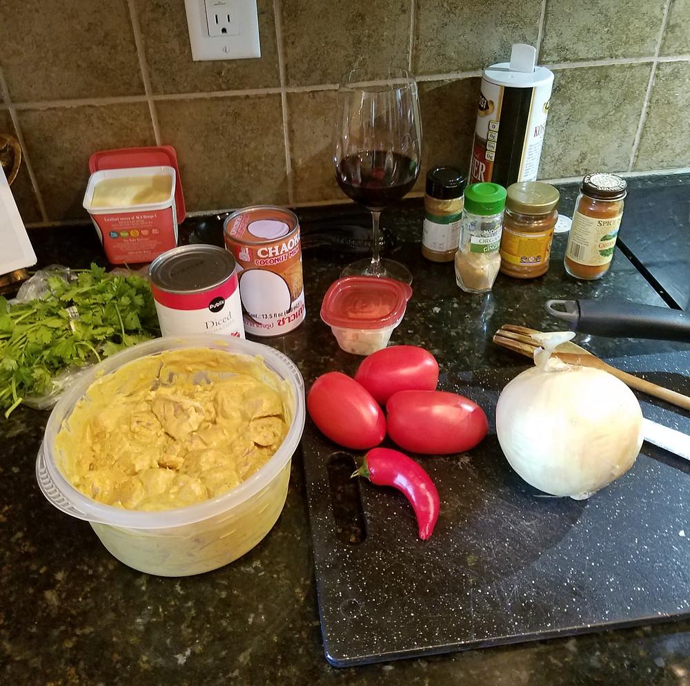 Indian Butter Chicken (Gluten-Free, Soy-Free)