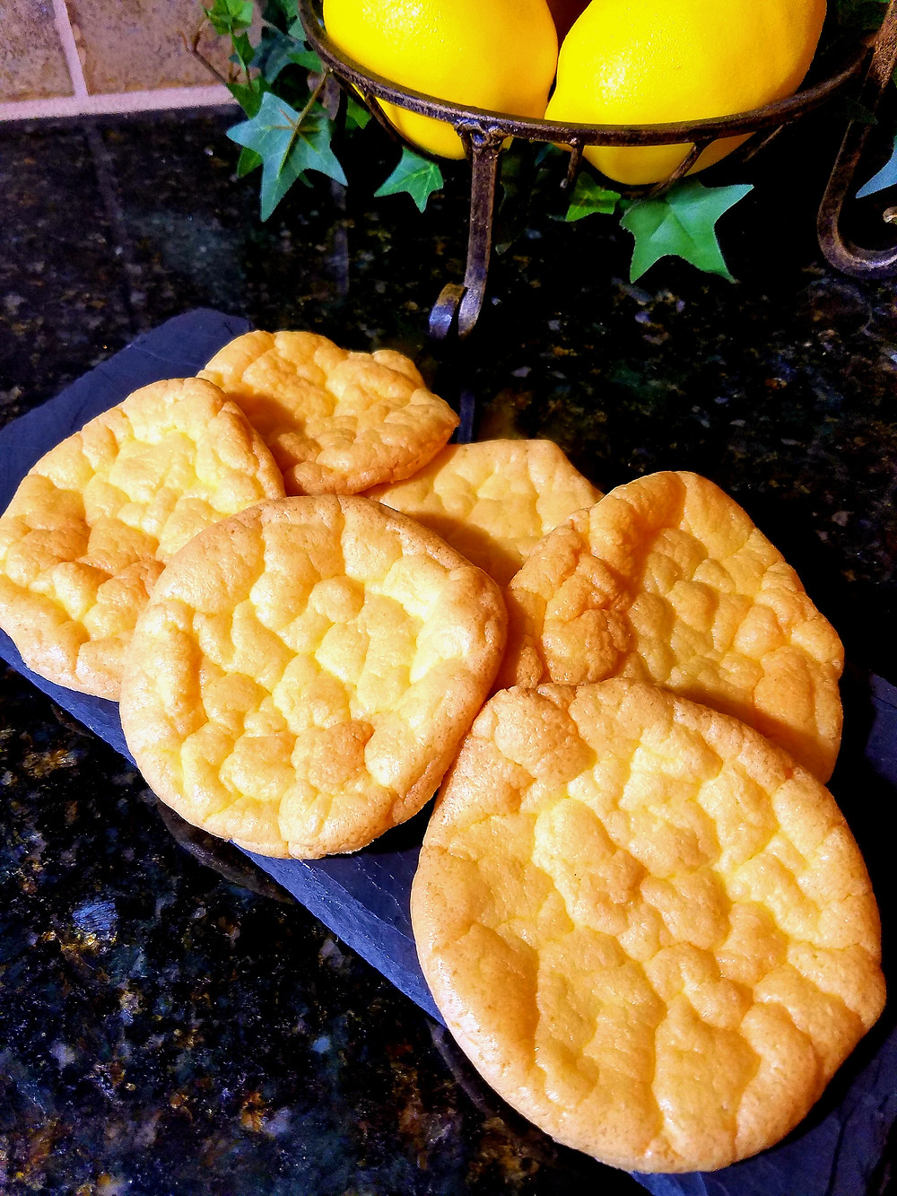 Easy Low-Carb Keto Cloud Bread (Gluten-free, soy-free, dairy-free, grain-free)