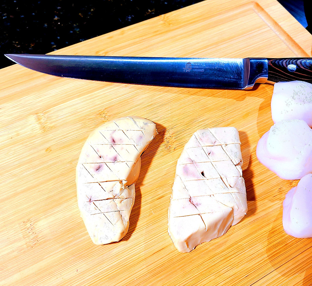 """@tuo_cutlery Legacy Series 8"""" Slicing Knife"""