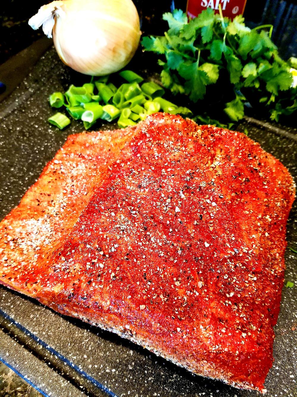 Easy Pork Loin Roast (Gluten-free, no soy/dairy/grains)
