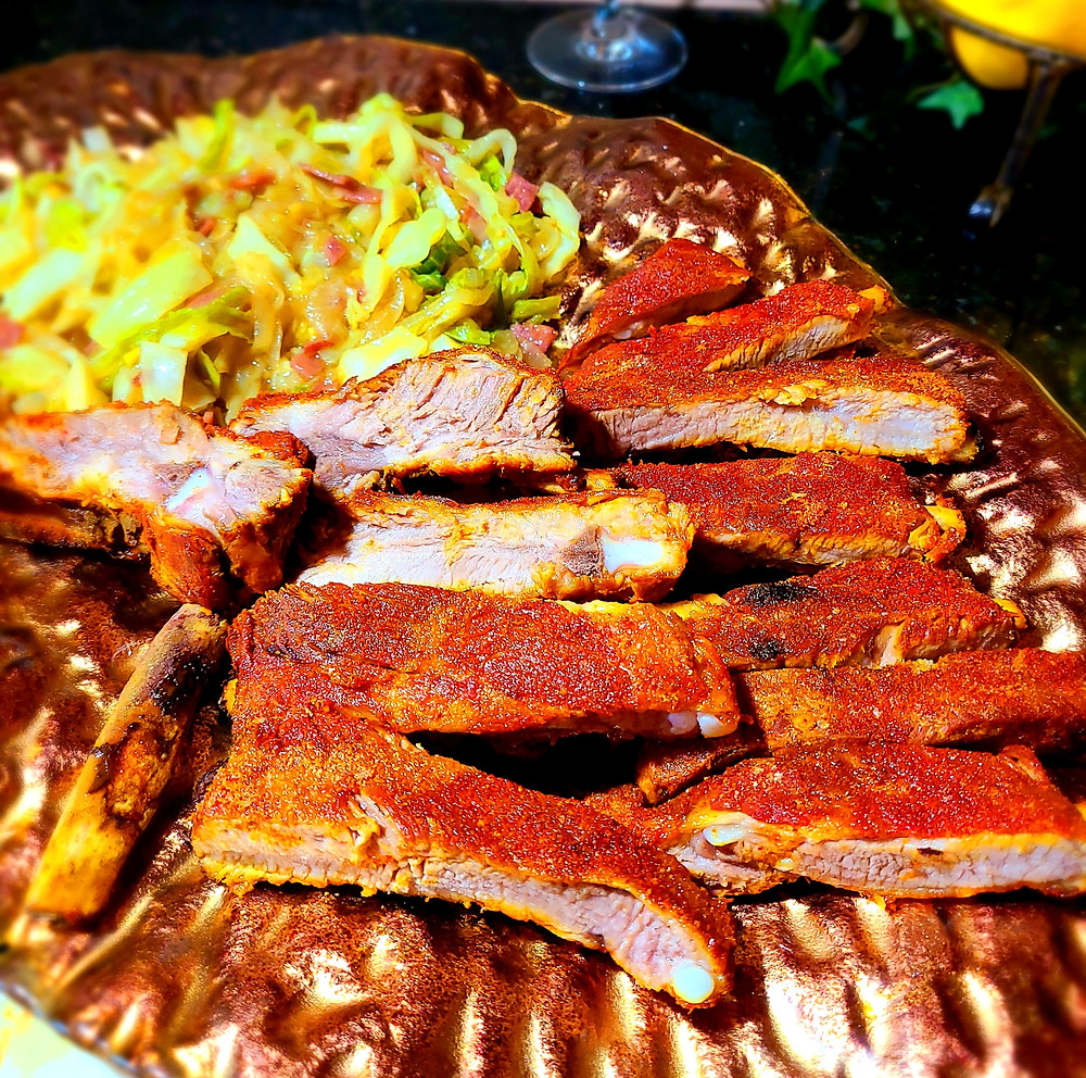 Tender Sous Vide Pork Ribs (Gluten-free, No Soy/Dairy/Grains)