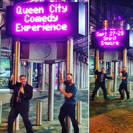 Queen City Comedy Experience