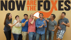 Now Are the Foxes