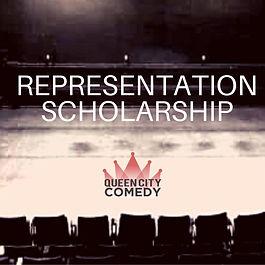 Improv Diversity and Representation Scholarship