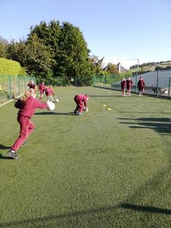 Football training1