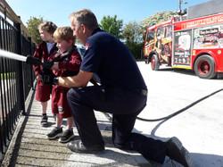 Firefightervisit35