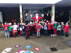 Santa's visit7