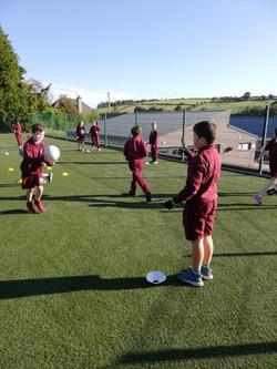 Football training4