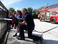 Firefightervisit7