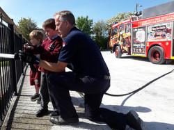 Firefightervisit32