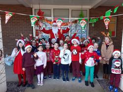 Santa's visit14