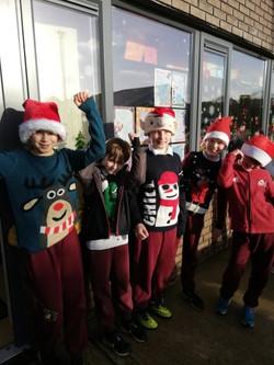 Santa visit12