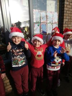 Santa's visit24