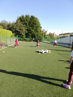 Football training6
