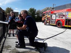 Firefightervisit5
