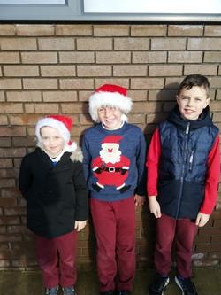 Santa's visit20