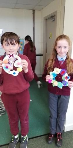 Easter wreaths1