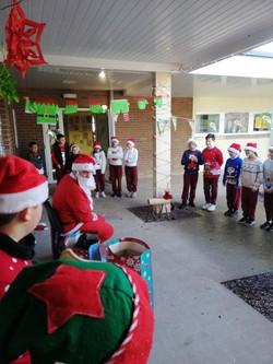 Santa visit16