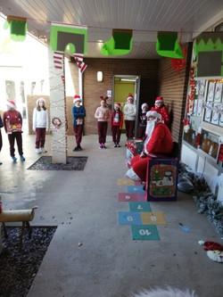 Santa's visit31