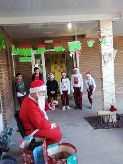 Santa's visit33