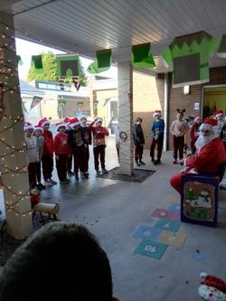 Santa's visit32