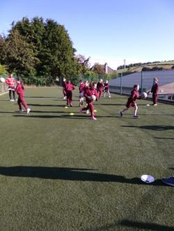 Football training3