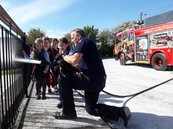 Firefightervisit8
