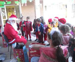 Santa's visit35