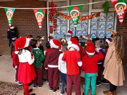 Santa's visit12