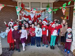 Santa's visit15