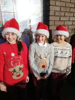 Santa's visit23