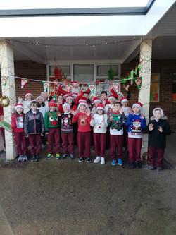 Santa's visit34