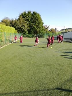 Football training2