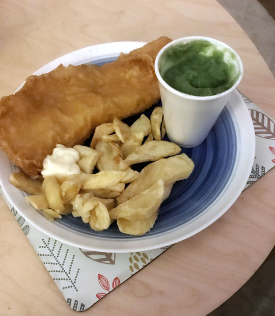 Thanet Man In Intensive Care After Valentines Day Fish And Chips Faux Pas