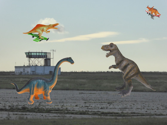 Manston Airport To Be Turned Into Jurassic Park